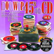 Doo Wop 45's on CD 15 /  Various