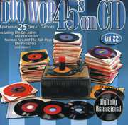 Doo Wop 45's on CD 22 /  Various