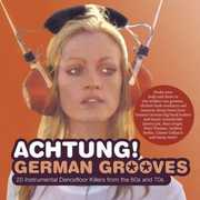 Achtung German Grooves /  Various