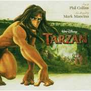 Tarzan (Original Soundtrack) [Import]