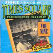 Memories of Times Square Records 9 /  Various