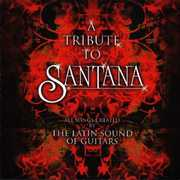 Latin Sound of Guitars: Tribute to Santana /  Various