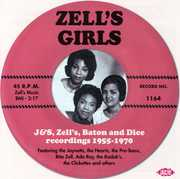 J&S Zell's Baton & Dice Recordings 1955-1970 [Import]