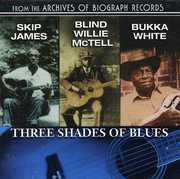 Three Shades of Blues