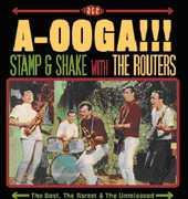 A-Ooga: Stamp & Shake with the Routers [Import]