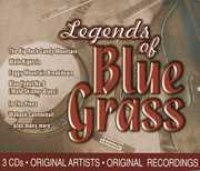Legends of Blue Grass /  Various