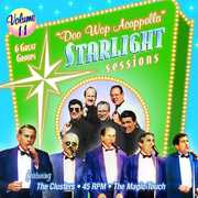 Doo Wop Acappella Starlight Sessions 11 /  Various