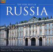 Very Best of Russia /  Various
