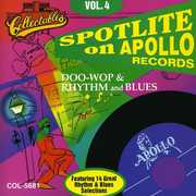 Spotlite Series: Apollo Records 4 /  Various