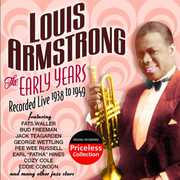 Early Years Recorded Live 1938-1949