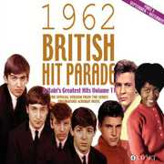 1962 British Hit Parade Part 3: Sept-Dec