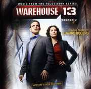 Warehouse 13: Season 2 (Score)