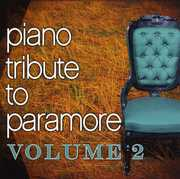 Piano Tribute to Paramore 2 /  Various