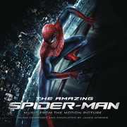 Amazing Spider Man (Score) (Original Soundtrack)