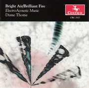 Bright Air /  Brilliant Fire: Electro Acoustic