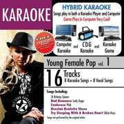 Karaoke: Young Female Pop 1 /  Various