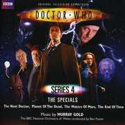 Doctor Who Series 4: Specials (Original Soundtrack)