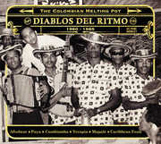 Diablos Del Ritmo: Colombian Melting Pot /  Various
