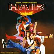 Hair-20th Anniversary Ed (Original Soundtrack) [Import]