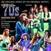 Top Hits 70s: Amazing Hits /  Various