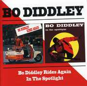Bo Diddley Rides Again /  in the Spotlight [Import]