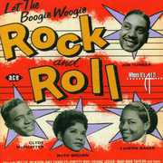 Let the Boogie Woogie Rock N Roll /  Various [Import]