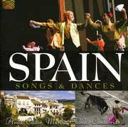Spain: Songs & Dances /  Various