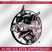 Blind Pig Records 25th Anniversary Collection /  Various
