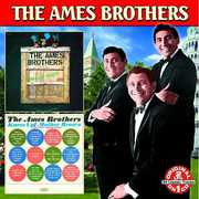 Ames Brothers : Hello Italy/ Knees Up Mother Brown