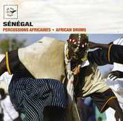 Air Mail Music: Senegal African Drums /  Various