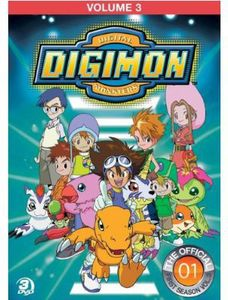 Digimon Adventure 3