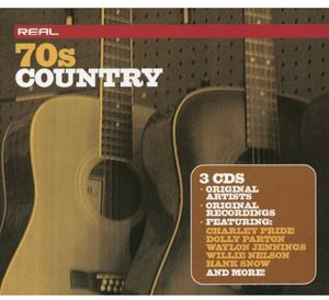 Real 70's Country /  Various