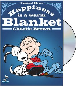 Happiness Is a Warm Blanket Charlie Brown