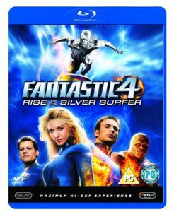 Fantastic Four 2-Rise of the Silver Surfer