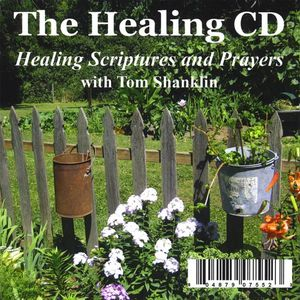 Healing CD: Healing Scriptures & Prayers