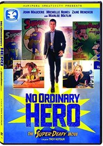 No Ordinary Hero: Superdeafy Movie