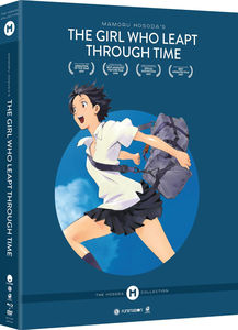 Girl Who Leapt Through Time: Hosoda Collection