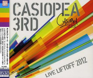Live Liftoff 2012: Live [Import]
