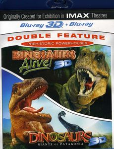 Prehistoric Powerhouse Double Feature
