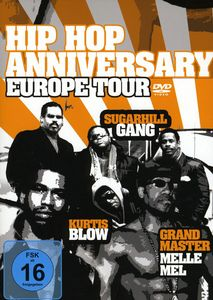 Hip Hop Anniversary Europe Tour /  Various