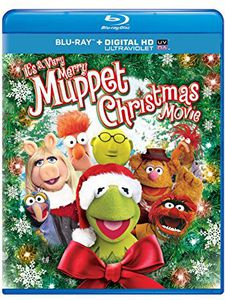 It's a Very Merry Muppet Christmas Movie