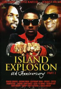 Island Explosion: 6th Anniversary PT 2 /  Various