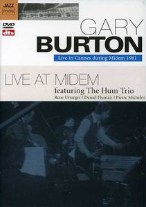 Live in Cannes During Midem 1981