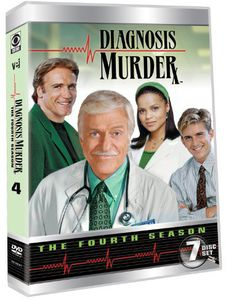 Diagnosis Murder: The Complete Fourth Season