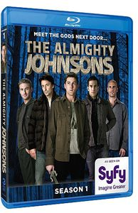 Almighty Johnsons: Season 1