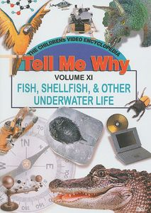 Fish Shellfish & Other Underwater Life