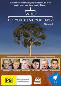 Who Do You Think You Are-Series 4