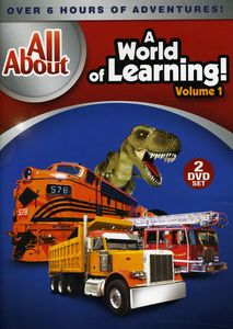 All About: A World of Learning 1