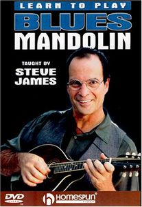Learn to Play Blues Mandolin 1