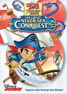 Captain Jake & the Neverland Pirates: Great Never